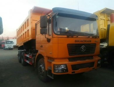 MAN Truck Technology SHACMAN F2000 6x4 10 wheeler Dump Trucks