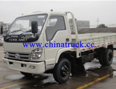 FOTON Forland 3T 4T Lorry Cargo Trucks for sale