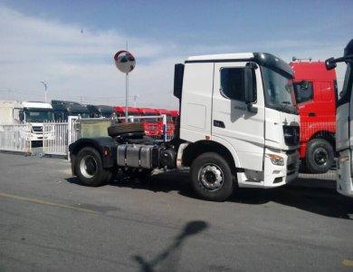Beiben V3 4x2 420hp Tractor Truck