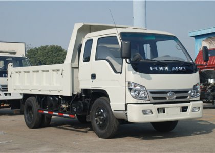 FOTON Forland  6 wheels  4X2 Light Dumper Truck 5T Tipper Trucks