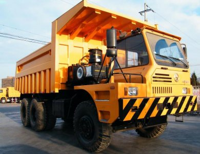 SHACMAN 6X4 Mining Dump Truck For Sale 50T Tipper