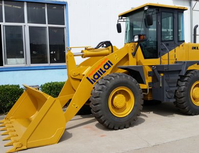 Kailai 3 ton wheel loader