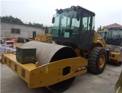 XCMG Brand 14T Road Roller XS142J In Low Price Sale