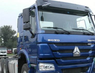 SINOTRUK 6X4 Tractor Head For Sale