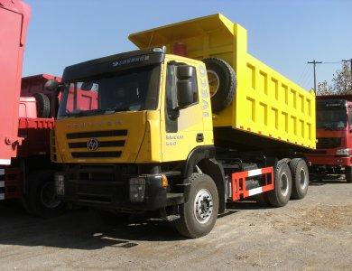 IVECO Genlyon 50T  6x4 380hp Tipper Truck