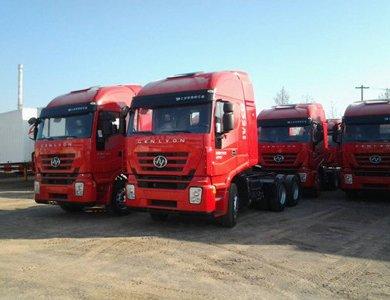 Genlyon Tractor Truck/Tractor Head 340hp 40T