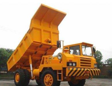 BZK D20 dump truck and spare parts