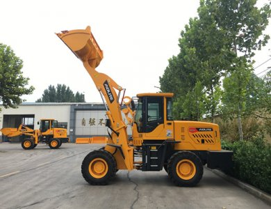 China Cheap Wheel Loader 2 Ton Mini Wheel Loader Price