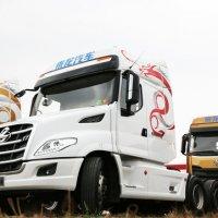 chenglong long-head truck