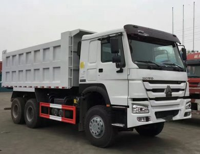 hot sale 25t howo dump truck