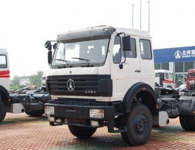 North Benz 4X2 Tractor Head Beiben truck head