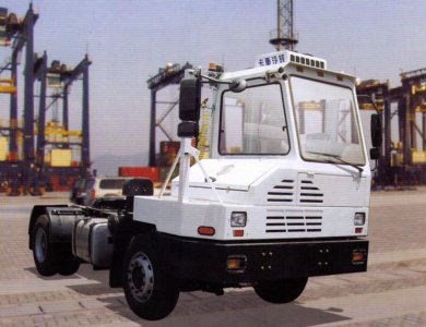 Shacman 4x2 Terminal Tractor Truck