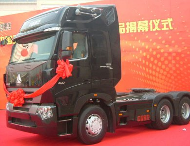 HOWO SINOTRUK A7 tractor head truck