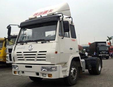 Shacman tractor truck O long 4X2 tractor head