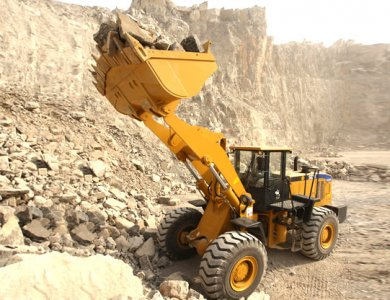 Hot Sale 5 Ton SEM Wheel Loader
