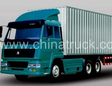 Sinotruk 6x4 Lorry truck With Best Price