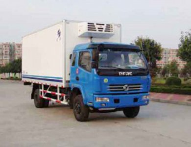 DONGFENG 4X2 3 Ton Refrigarator Truck Small Frzzer Truck For Sale