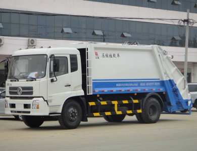 DONGFENG Garbage truck cummins engine for sale