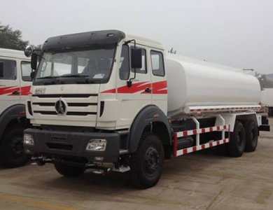 Beiben 10 wheel 6x4 20000L water tank truck in good price