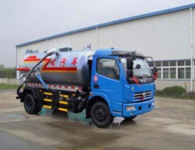 Dongfeng Fecal suction truck