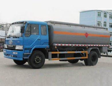 FAW 4x2 fuel tank truck
