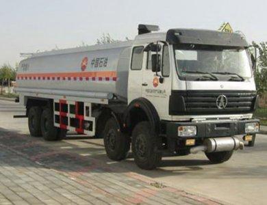 Beiben 8X4 Oil transportation tank 38,0000 liters