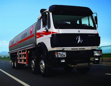 North Benz 30,000 liters Fuel Tank Truck