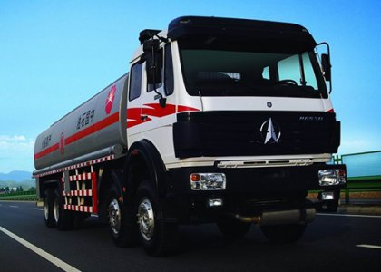 North Benz 30,000 liters Fuel Tank Truck