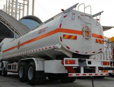 Shacman F2000 25000 liter fuel tanker truck for hot sale