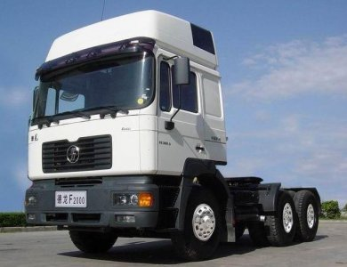Hot selling for SHACMAN D'LONG F2000 6X4 WEICHAI 380HP TRACTOR TRUCK