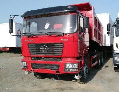 SHACMAN F2000 6X4 25t Dump Truck Sand Tipper Truck For Sale