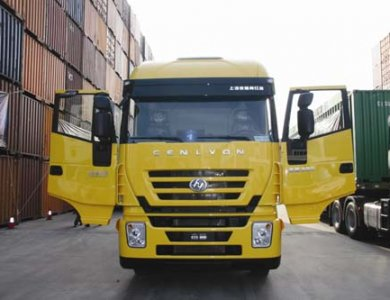 IVECO Genlyon Tractor Head Truck/Prime Mover 430hp 70T
