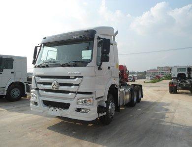 SINOTRUK HOWO 10-wheel tractor truck Tractor Heads