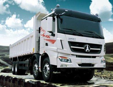 North Benz V3 8x4 340hp Dump Truck