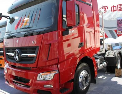 North Benz BEIBEN CNG Tractor Truck