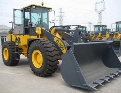 Best Price XCMG 5 Ton ZL50G Wheel Loader
