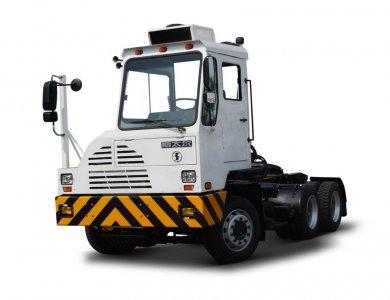 Shacman 6x4 terminal tractor truck