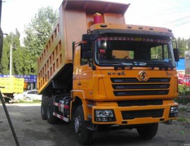 SHACMAN F3000 Tipper 6x4 10 tires Dump Truck