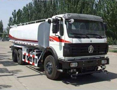 North Benz BEIBEN Water Tanker Truck 15000 Liters / 15cbm / 15 m3 Water Trucks