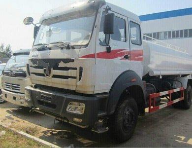 North Benz BEIBEN 4x2 Water Tanker Truck 10000liters