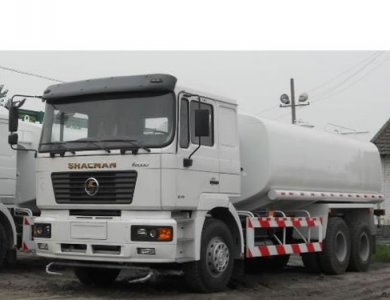 SHACMAN 18000L 6x4 water tank truck for sale