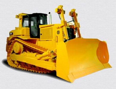 HBXG SD9 Bulldozer