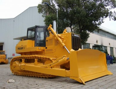 China Top Brand Pengpu Bulldozer 320hp PD320Y-1