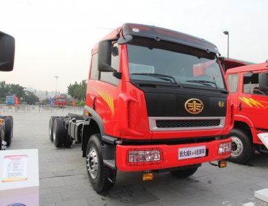 Hot Sale FAW 6*4 Tractor Truck