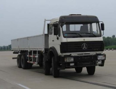 Beiben NG80 8x4 380hp Cargo Truck