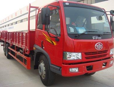FAW 6x4 380hp Euro 2 J5P Cargo Truck