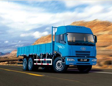 FAW 6x4 330hp Euro 2 J5P Cargo Truck