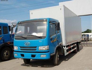 FAW 4x2 220hp Euro 2 J5M Cargo Truck