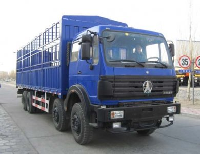 Beiben 8x4 310hp Cargo Truck