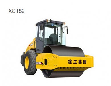 XCMG 18ton Road Roller XS182